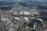 Aerial Aichi Prefecture Toyota Motomachi Plant Stock photo [2642994] Aerial