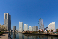 Yokohama Minato Mirai Building group Stock photo [2723184] Skyline