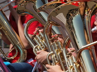 Brass band Stock photo [2723999] Musical