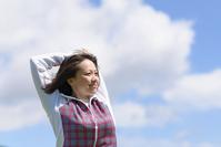 Woman to stretch Stock photo [2726868] Arm