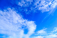 Blue sky and clouds Stock photo [2727998] Empty