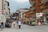 Streets of Switzerland Zermatt Stock photo [2730895] Switzerland