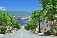 Yahata Hill Stock photo [2731767] Hokkaido
