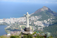 Hill of Corcovado Stock photo [2807422] Christ