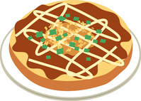 Okonomiyaki [2809164] Okonomiyaki