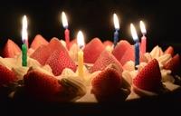 Birthday cake Stock photo [2809792] Birthday
