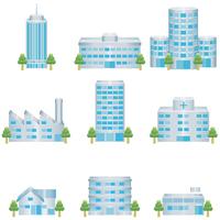 Building icon [2812178] Building