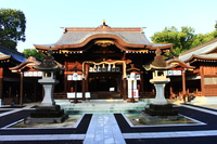 Saga Matsubara Shrine Stock photo [2815395] TasukuYoshimi