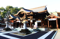Saga Matsubara Shrine Stock photo [2815397] TasukuYoshimi