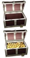 Treasure Chest set [2894054] Set