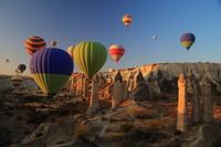 Turkey Cappadocia balloon Stock photo [2894375] Turkey