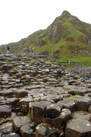 England World Heritage Site, the Giants Causeway way megalithic and Surudo-ho Stock photo [2894936] World