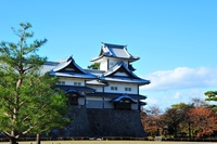 Kanazawa Castle Stock photo [2896282] Historic