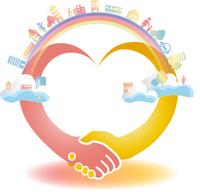 Handshake Heart [2896777] Handshake