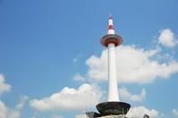 Kyoto Tower Stock photo [2897842] Kyoto