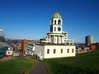 Halifax overlooking from Citadel Hill Stock photo [2974794] Halifax