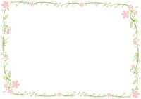 Floral frame [2978239] Floral
