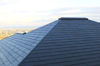 Slate roofing Stock photo [2978596] Slate