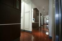 Hallway of hospital Hospital