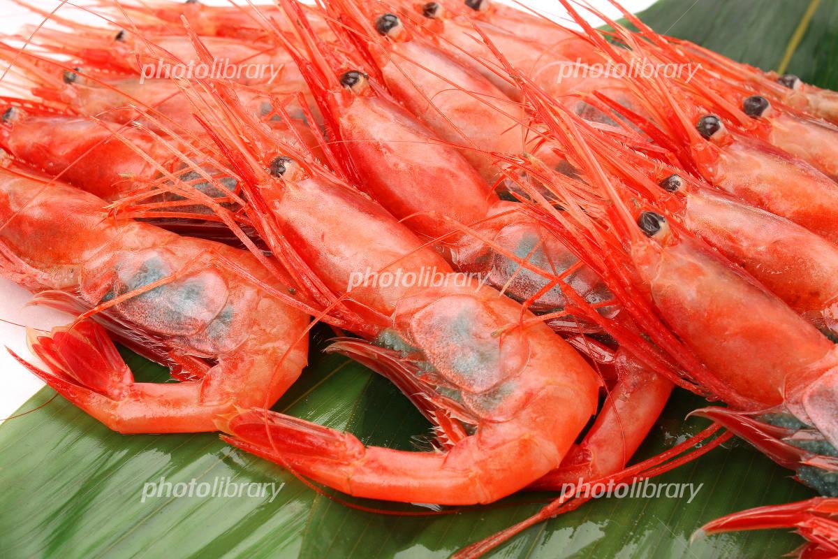 Whirlpool sweet shrimp bamboo put up Photo