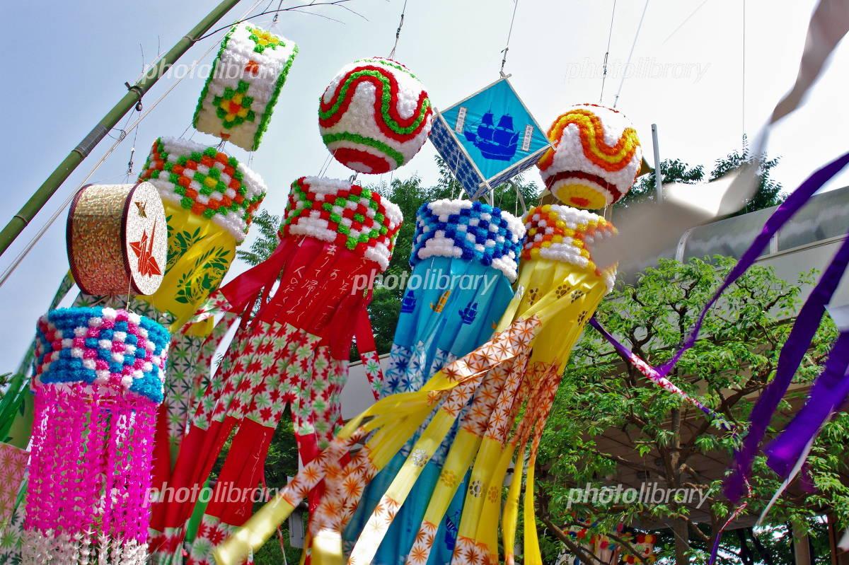Sendai Tanabata Festival Photo