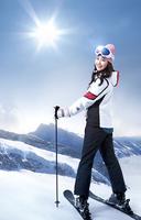 Skiing Stock photo [3149610] Winter