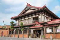 Sunset Museum Aomori Stock photo [3151468] Osamu