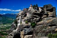 世界遺産メテオラ修道院