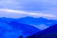 World heritage of the Kii Mountain Range sea of clouds Stock photo [3266115] Landscape