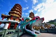 Taiwan Kaohsiung Lotus Pond, Kaohsiung Ryutora-to Stock photo [3266753] Taiwan