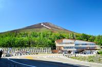Fuji Subaru line fifth stage stock photo