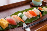 Nigiri Sushi Stock photo [3267343] Sushi