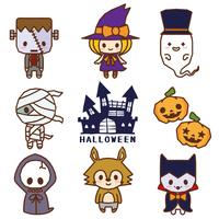 Halloween character [3268666] Halloween
