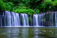 Shiraito falls Stock photo [3268816] Waterfall