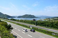 Naruto highway and Uchino sea Stock photo [3352980] Naruto