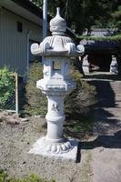 Tamamura fire Raijin's lantern Stock photo [3353181] Tamamura