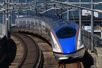 E7 Shinkansen Stock photo [3357046] Bullet
