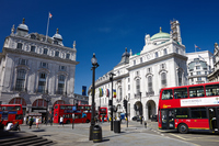 London Piccadilly Circus Stock photo [3358146] Piccadilly
