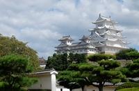 Renewal Himeji Castle Stock photo [3360199] Himeji