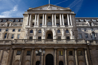 Bank of England in London City Stock photo [3363179] City