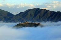 Takeda Castle Stock photo [3450530] Hyogo