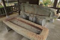 Ushi~keshima sarcophagus Maruoka Castle Stock photo [3451394] Sarcophagus