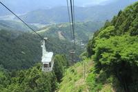 Minobusan Ropuu~e~i Stock photo [3451625] Aerial