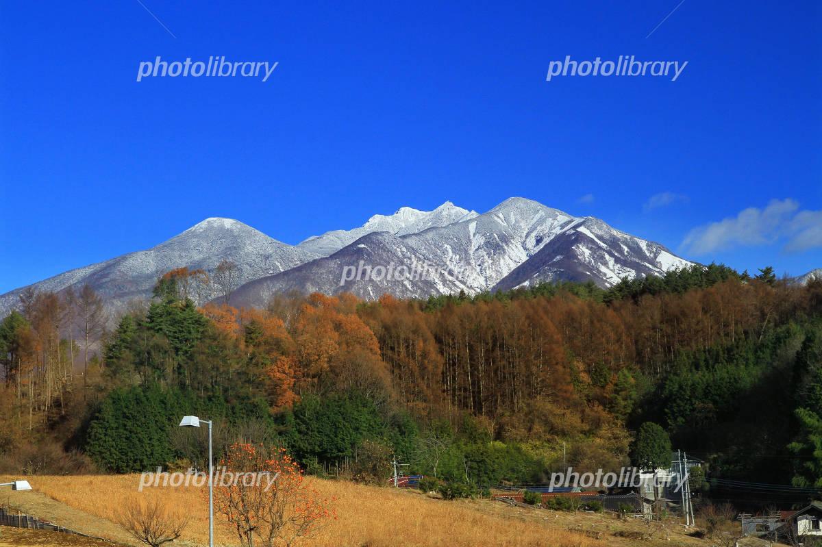 八ヶ岳 写真素材 974554 無料 フォトライブラリー Photolibrary