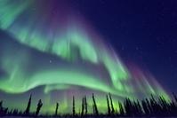 Aurora Curtain Stock photo [3653496] Aurora