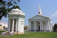 Malaysia Penang Island St. George Church Stock photo [3653672] Malaysia