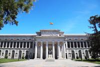 Prado Museum of Madrid, Spain Stock photo [3660699] Madrid