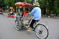 Hanoi cyclo ride experience Stock photo [3762994] Vietnam