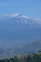 エトナ山(シチリア島)
