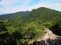 Manni Ichiro dake from Banzaburodake direction Stock photo [3873420] Mount